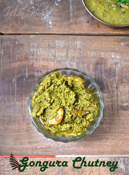 how to make gongura pachadi vahrehvah