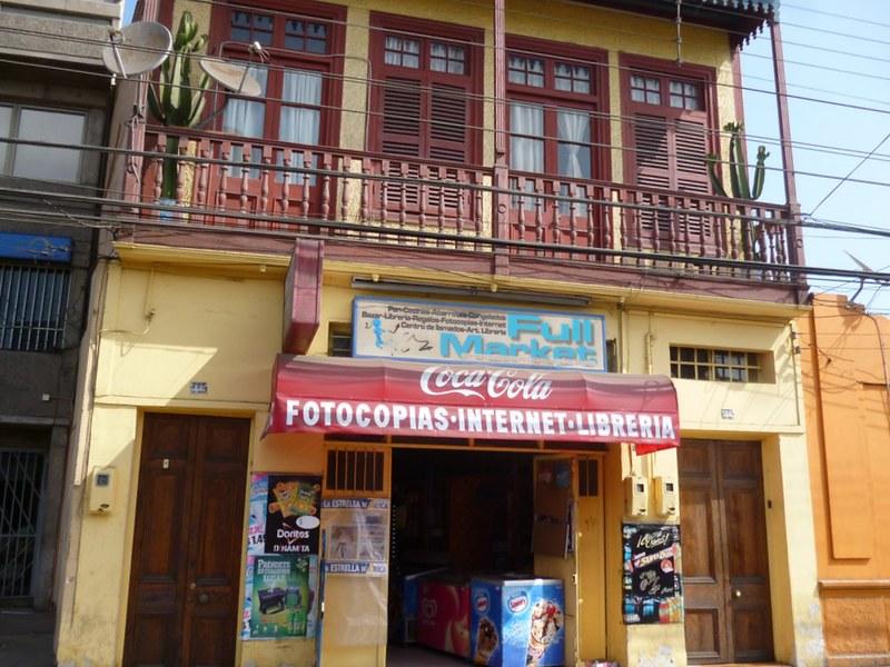 Shop in Arica
