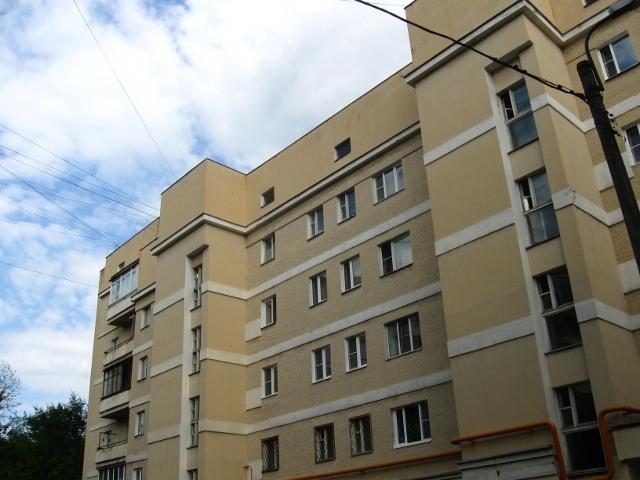 Хавско-Шаболовский жилой комплекс 21