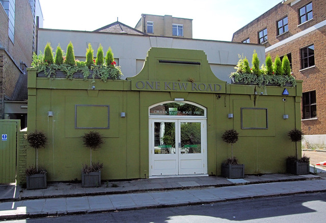 Kew Cafes Restaurants