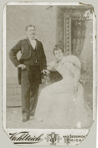 John M. Huey and Minnie