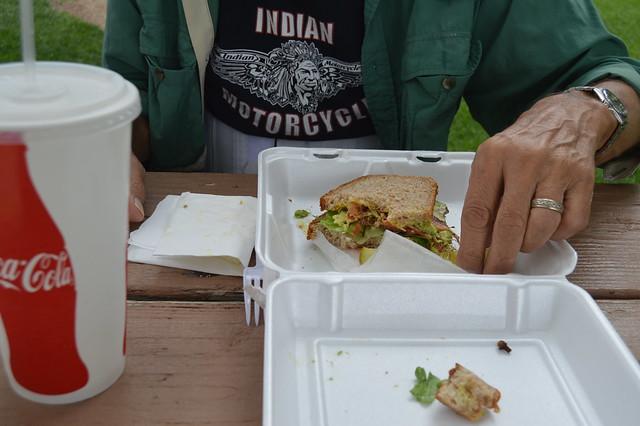 Schat's sandwich