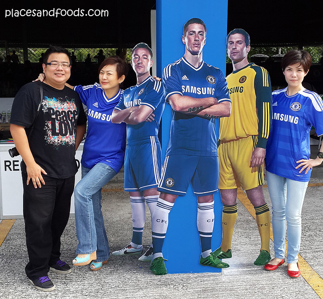 chelsea with elaine soh