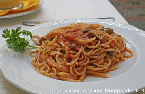 La Piazzetta Spaghetti