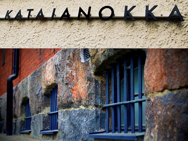Hotel Katajanokka, Helsinki Jail Hotel.