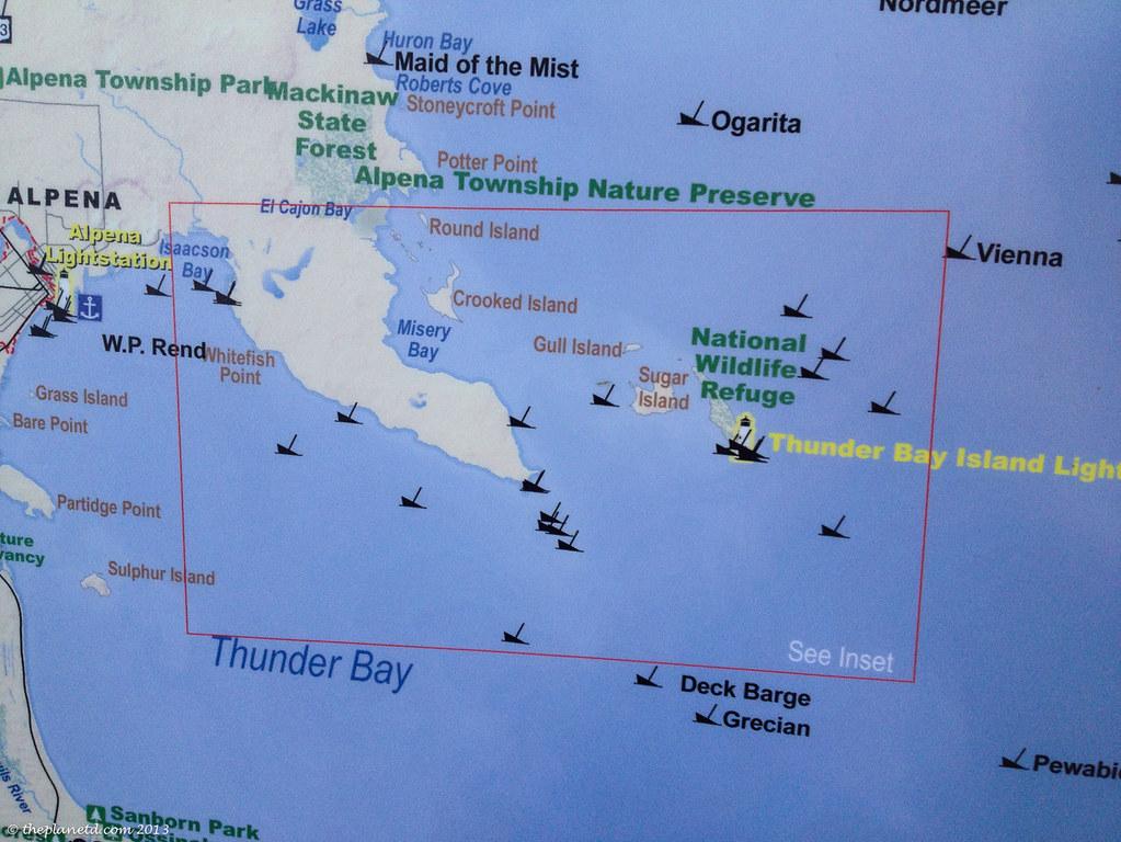 Michigan marine sanctuary