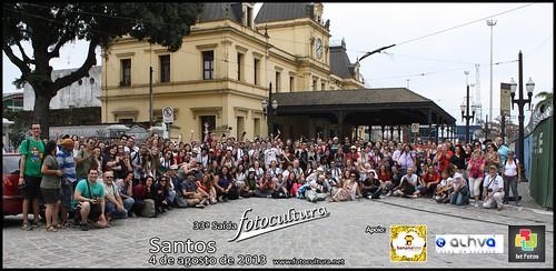 Santos, 33ª Saída Fotocultura
