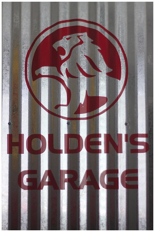 Holden's Garage Nursery 7-25-13 2