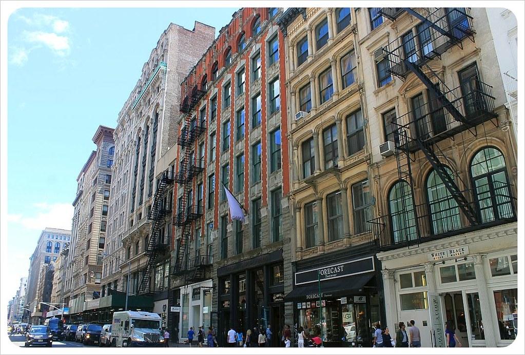 new york broadway buildings