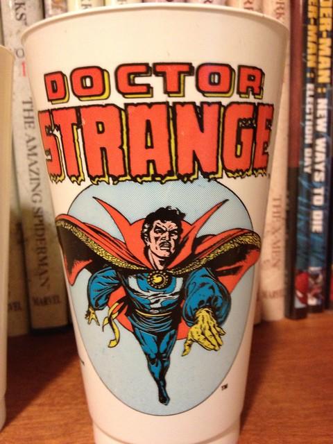 Marvel Slurpee Cups!
