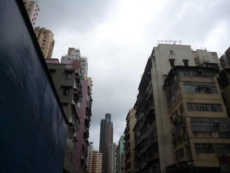 Shau Kei Wan residential area