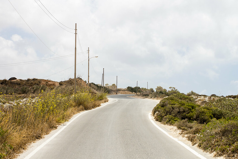 Malta Road to nowhere