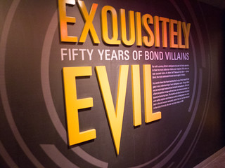 Fifty Years of Bond Villains