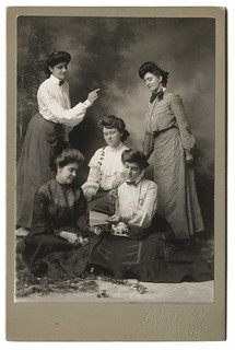 The Letter, Group Photo by Rossiter