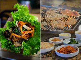 Korean BBQ, Soot Bull Jeep Bulgogi, for KCET Food