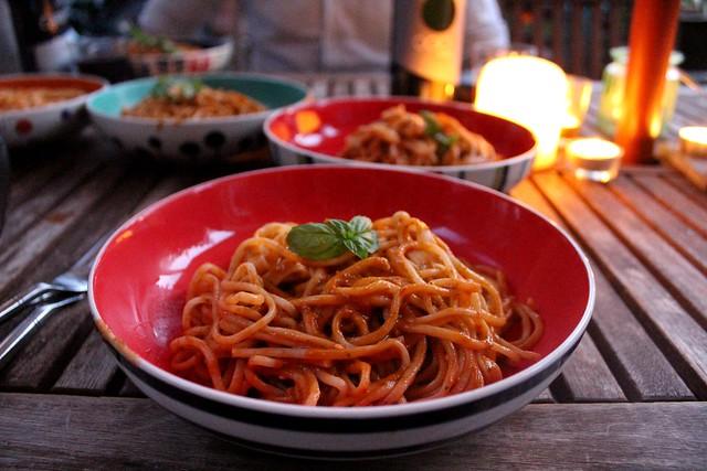 Fresh Tomato Pesto 8
