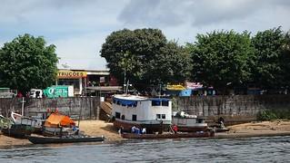 Chegada a Oiapoque, Amapa Brasil