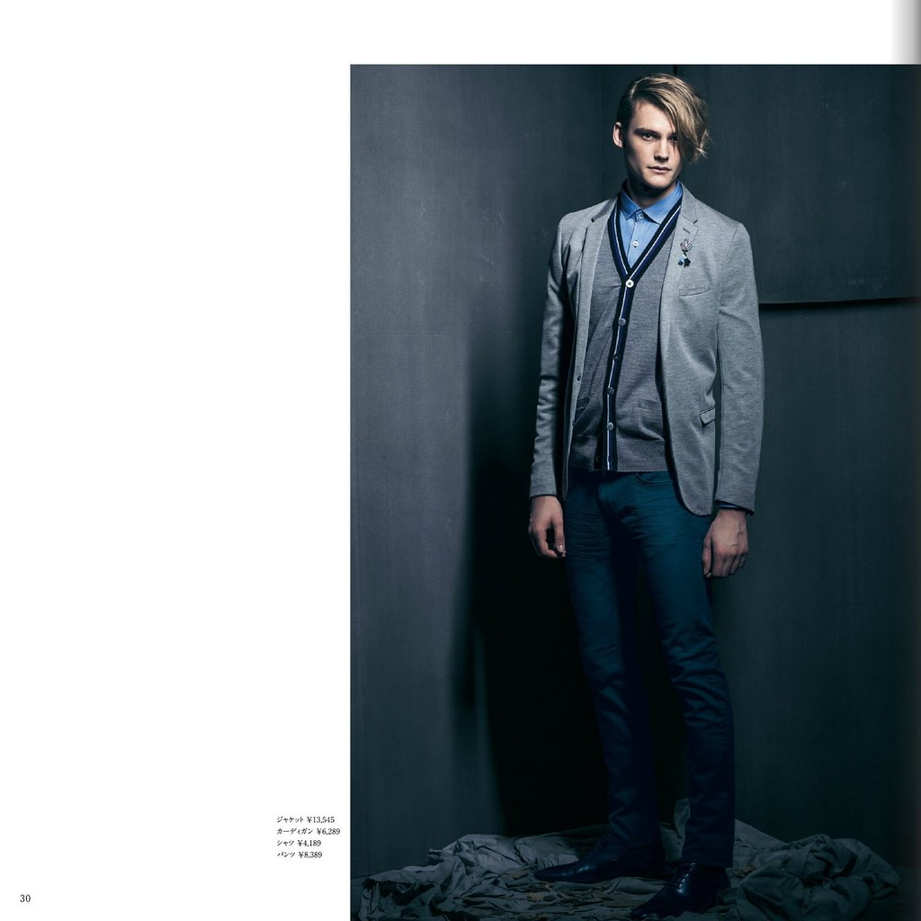 m.f.editorial Men's Autumn Collection 2013_009Danny Beauchamp, Kye D'arcy