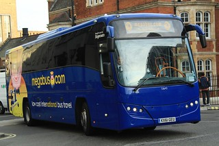 53642 KX61GEU Stagecoach Midland Red