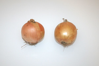 04 - Zutat Gemüsezwiebeln / Ingredient onions