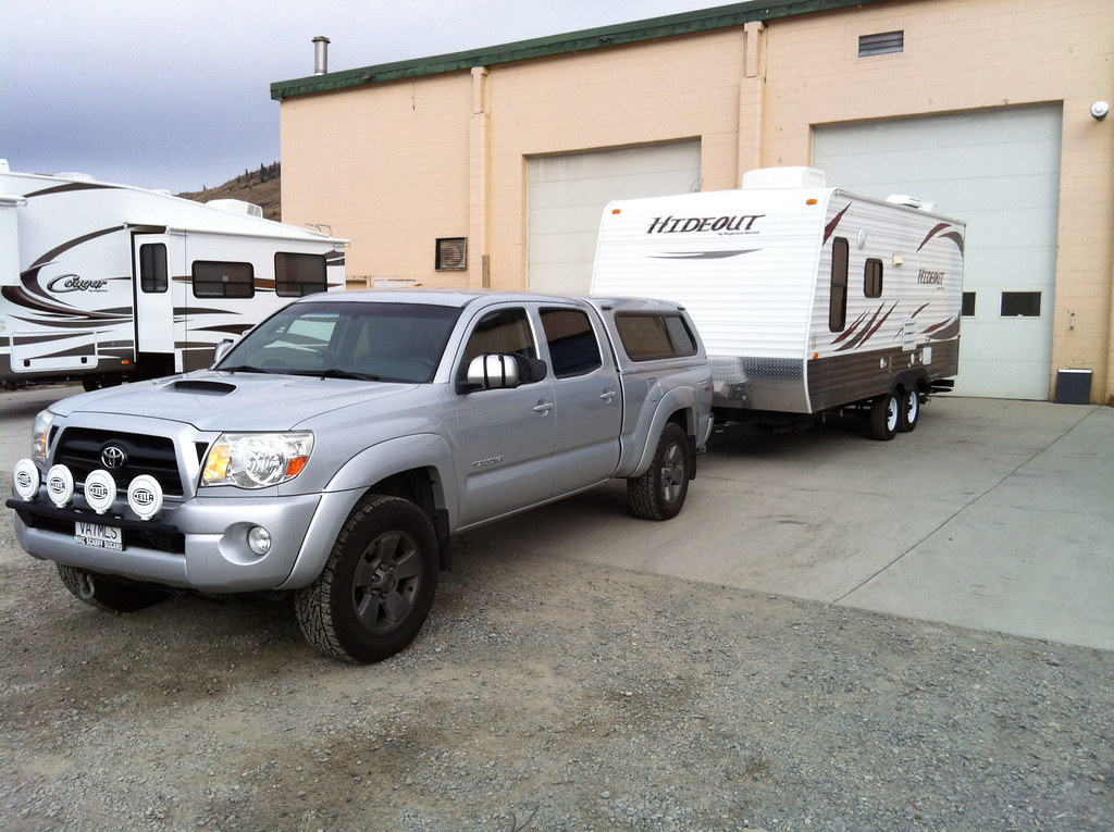Tacoma Travel Trailer >> Tacoma Travel Trailer Towng: Read If You Consider Buying An RV | Tacoma World