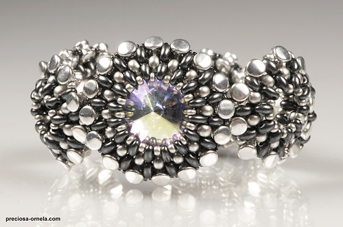 PRECIOSA Pellet™ a Thorn™ design by Aleksandra Lysenko