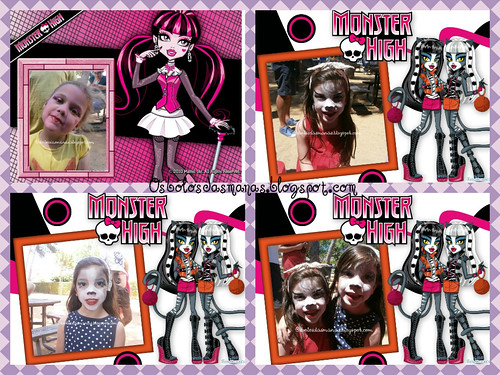 Pinturas Monster High 2 by Osbolosdasmanas