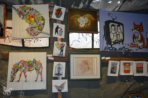 Moniker Art Fair 2013