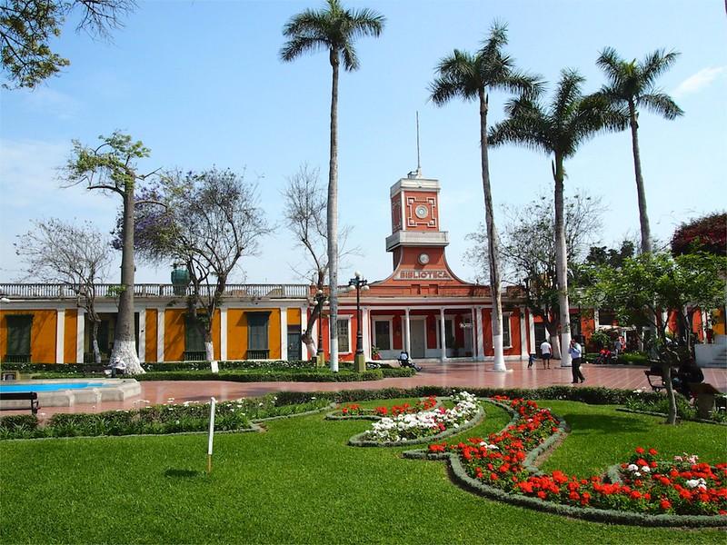 Barranco - Lima, Peru