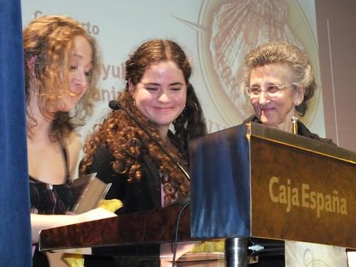 Concierto Georgina y Daria
