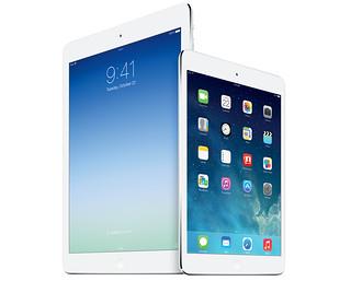 iPad mini Retina とiPad Air(第5世代)キタ━━━━━━(゚∀゚)━━━━━━!!!!!