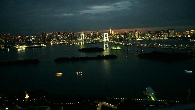 Odaiba View from FujiTV