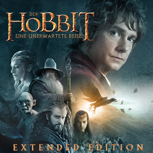 The Hobbit An Unexpected Journey (Extended Edition 800x800