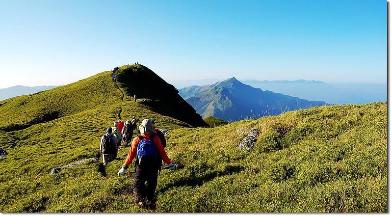 南華山山脊 2