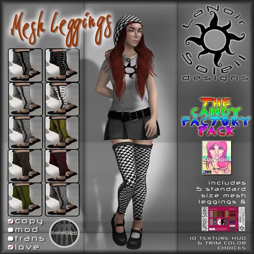 [LNS-Designs]-TCF---MESH-LEGGINGS by LaNoir Soleil