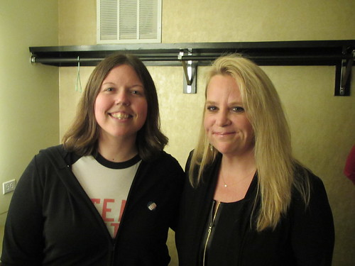 Me and Mary Chapin Carpenter