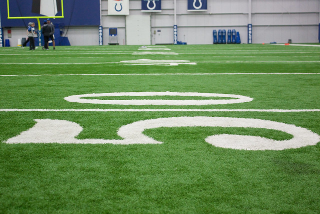 Indianapolis Colts Practice Facility