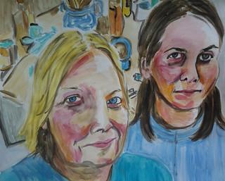 Sally & Susanne