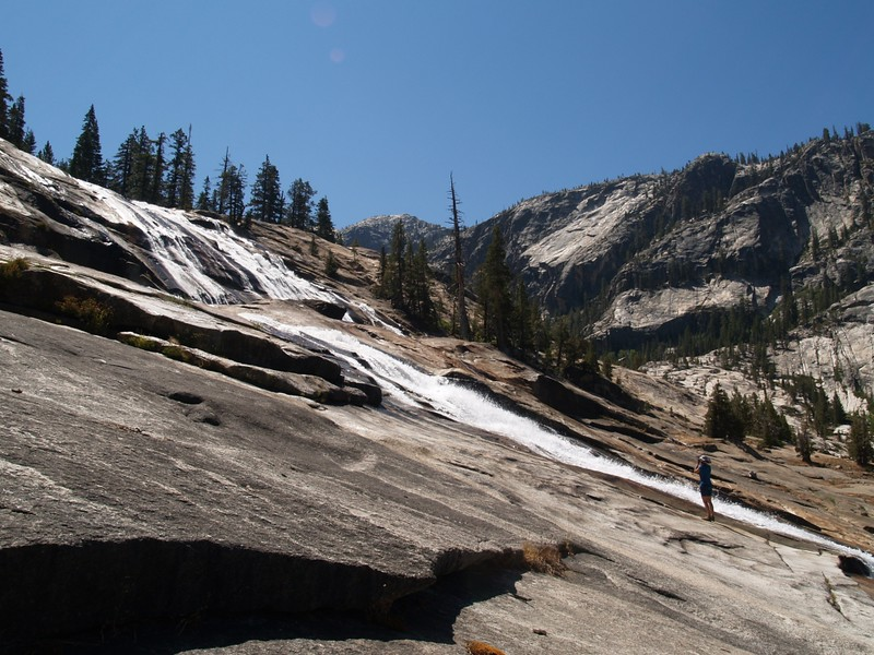 LeConte Falls on the Tuolumne River
