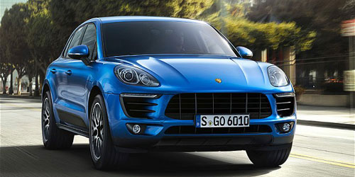 Porsche Macan SUV has been revealed