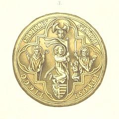 Image taken from page 669 of 'Codex diplomaticus Anhaltinus ... herausgegeben von Dr. O. von H'