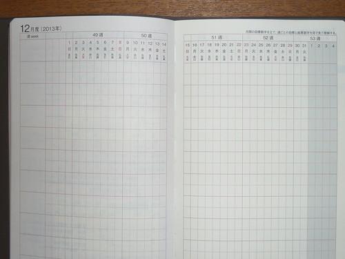 2014 W's Diary 和田裕美の営業手帳 2014 プロジェクト管理