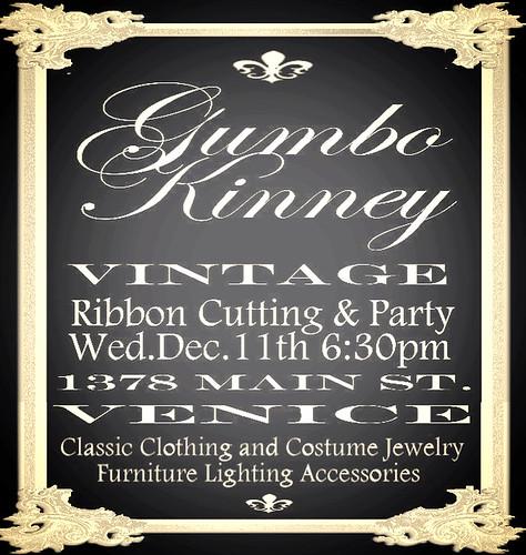 Gumbo Kinney