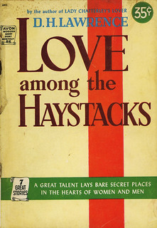 Avon Modern Short Story Monthly 46 - D.H. Lawrence - Love among the Haystacks