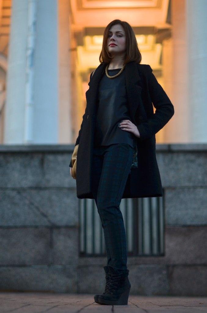 Black Coat Walk