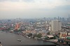 Chao Praya River Skyline by Daniele Reguzzoni travel photos