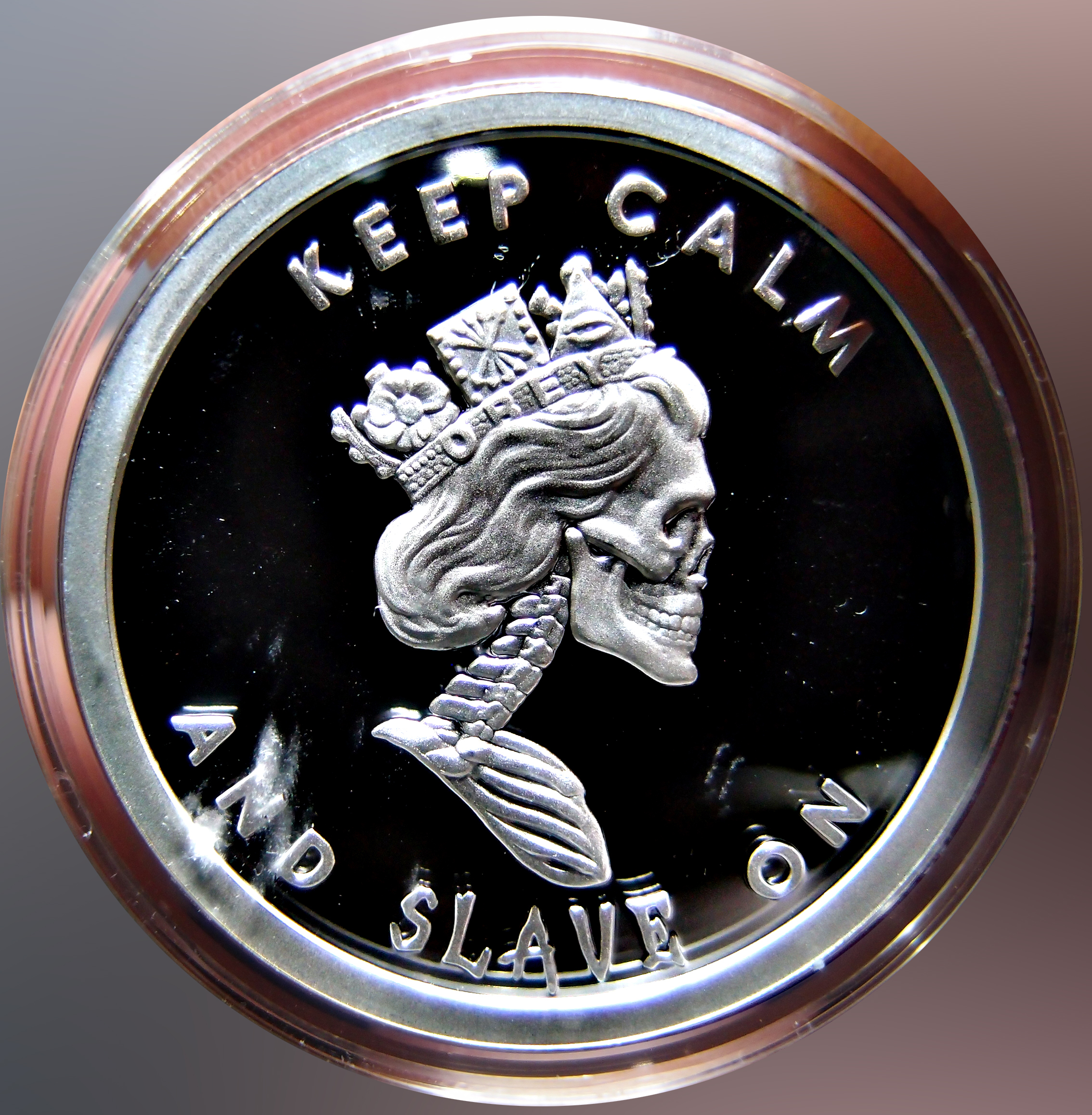 """Colección de onzas de plata """" Silver Bullets & Silver Shield"""" 11803250966_3078851704_o"""