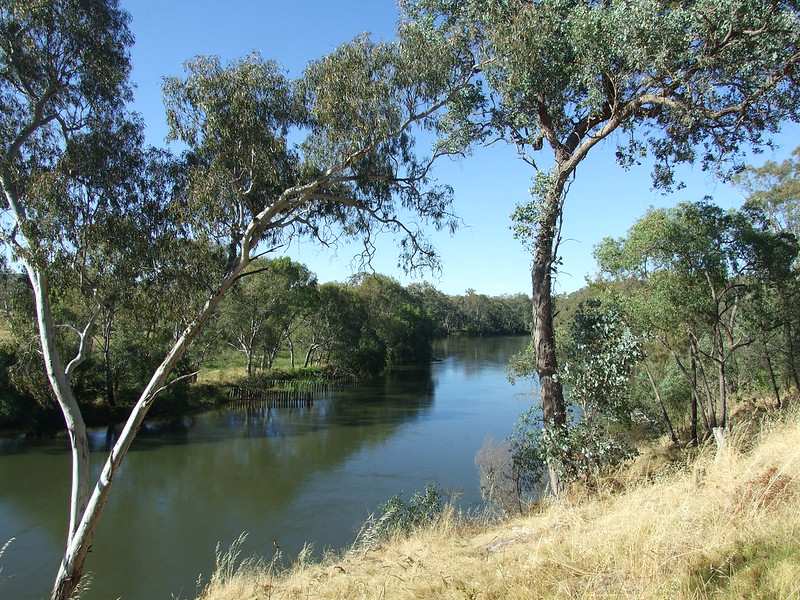 Murray River, Padman Park