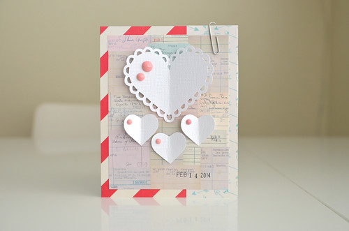 hearts galore card by CloudsShadler