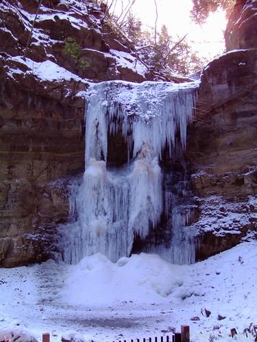 2010年2月7日のお滝